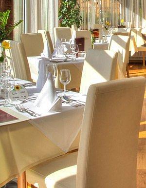 Restaurant im Relaxhotel Poppengut Hinterstoder